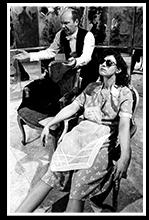 Diana Kent in Figaro Gets Divorced