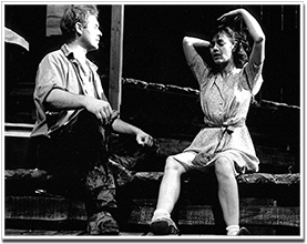 Diana Kent in Of Mice and Men