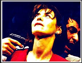 Diana Kent in Roberto Zucco, RSC